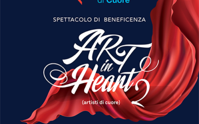 """Spettacolo di beneficenza """"Art in heart"""" – Video"""